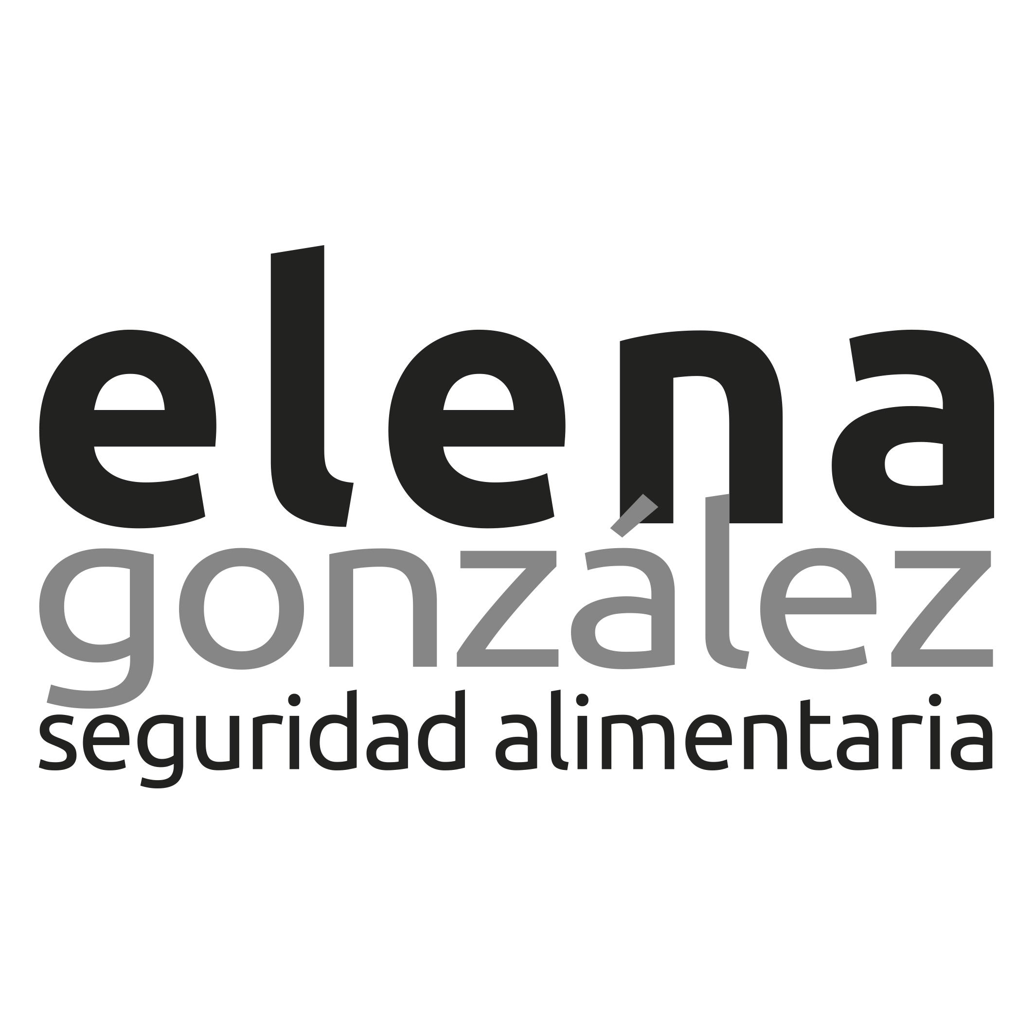 Elena González Seguridad Alimentaria