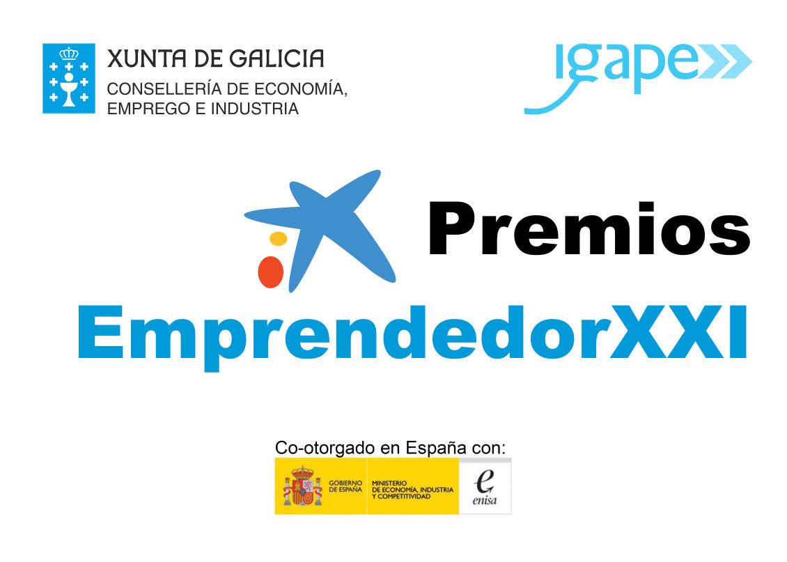 Entrega dos premios emprendedor xxi oficina virtual do for Oficina virtual de emprego