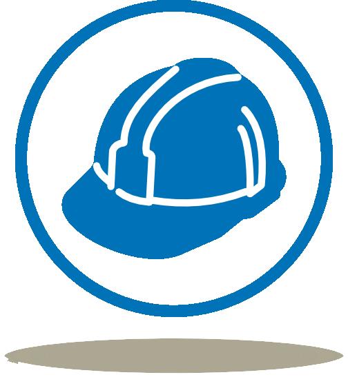 Seguridade e caulificación para o manexo de maquinaria de construción